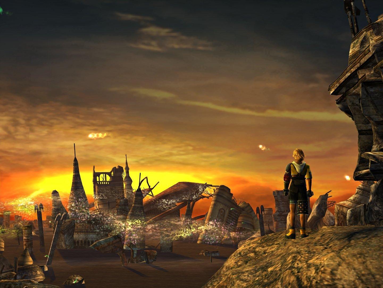 Final Fantasy X FFX HD Zanarkand Ruins PS Vita
