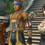 Final Fantasy FFX X-2 HD Remaster Auron Wakka Lulu