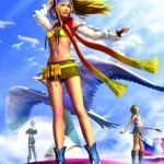 Final Fantasy X-2 FFX-2 HD Remaster Rikku Wallpaper