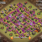 Clash of Clans - Clan Wars Base