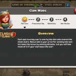 Clash of Clans - Clan Wars Overview