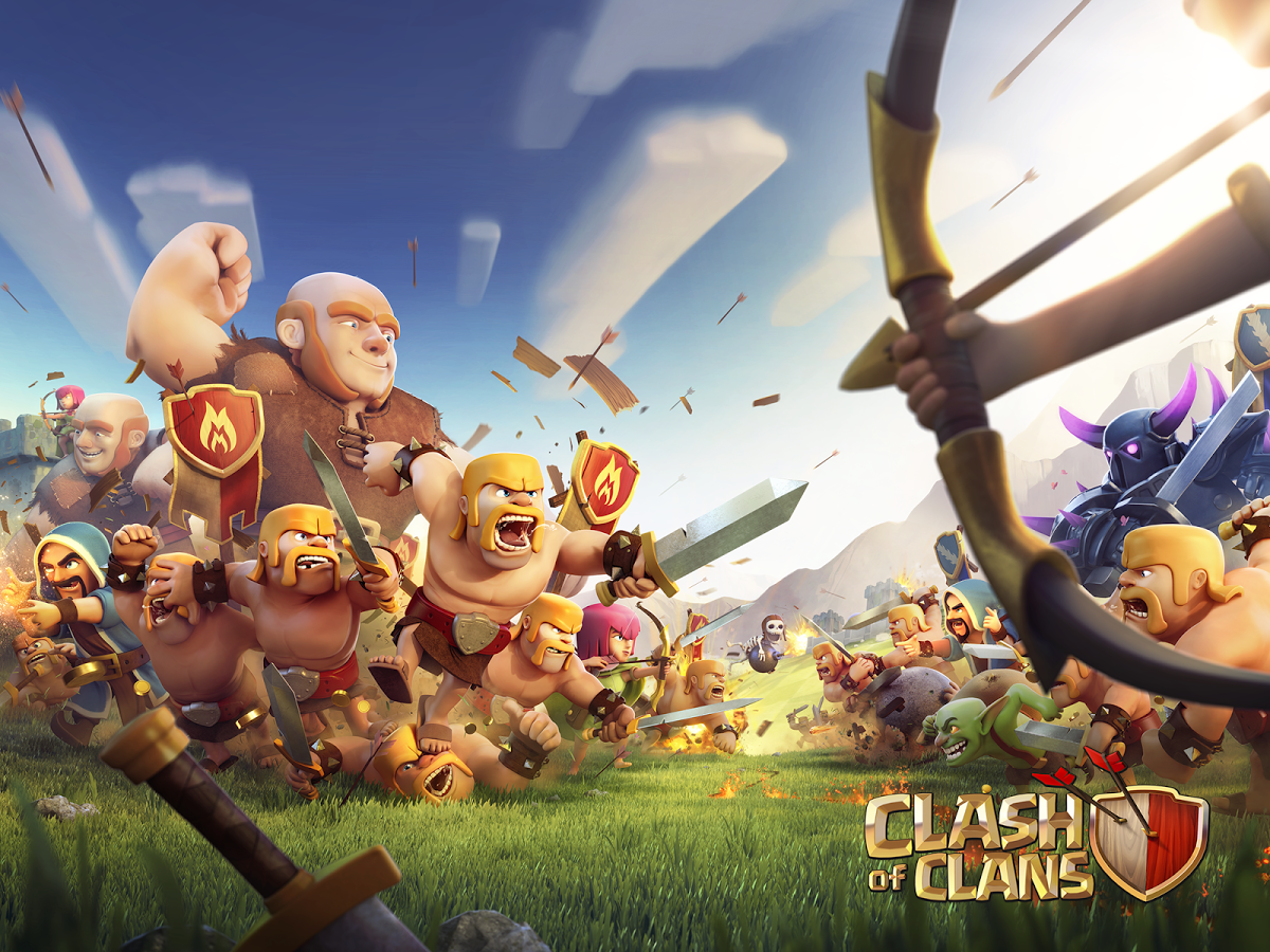 Extrêmement Clash of Clans: Clan Wars - Overview & Strategy NB03