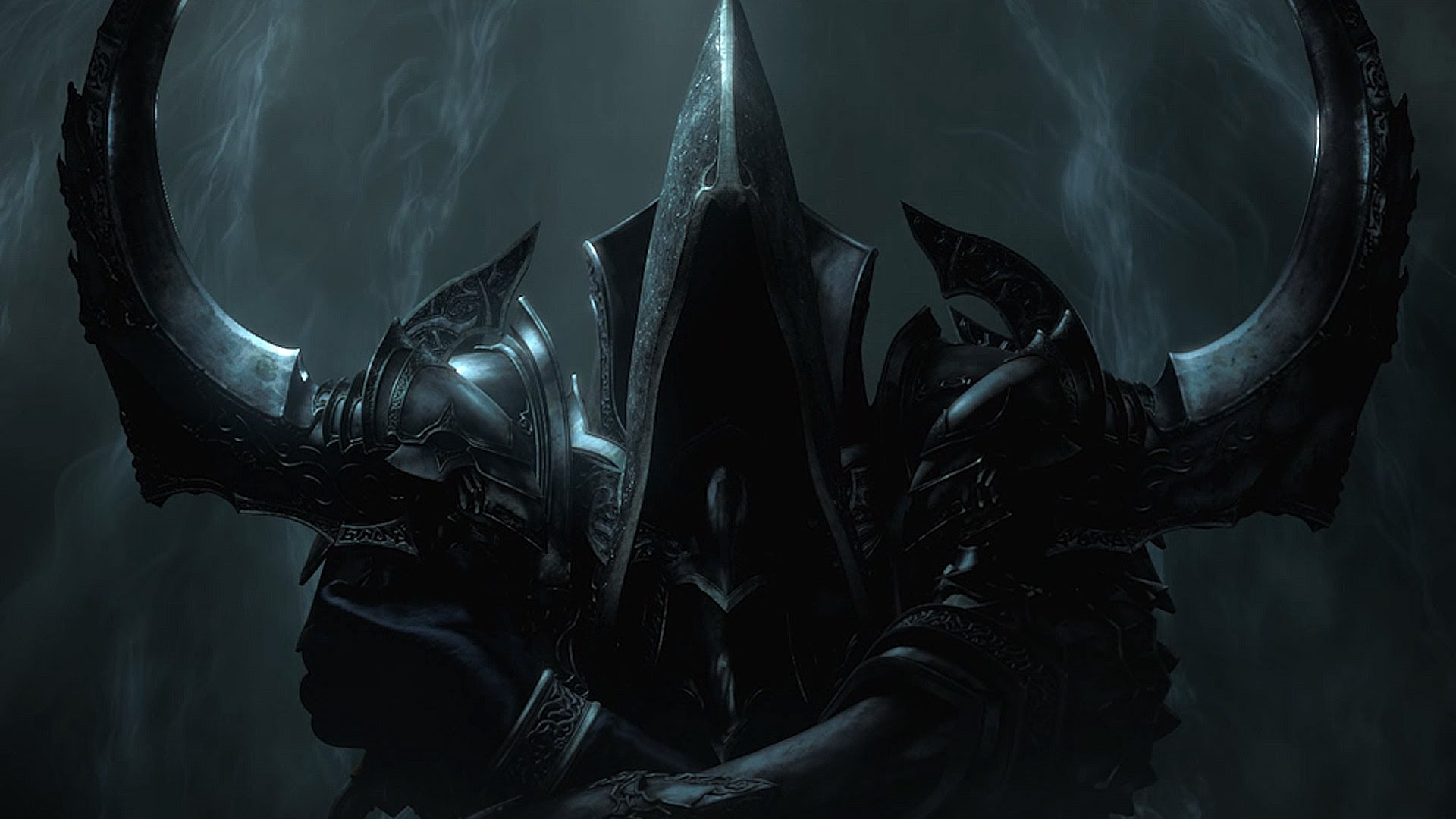 Diablo III: Reaper of Souls Malthael Cinematic Screenshot