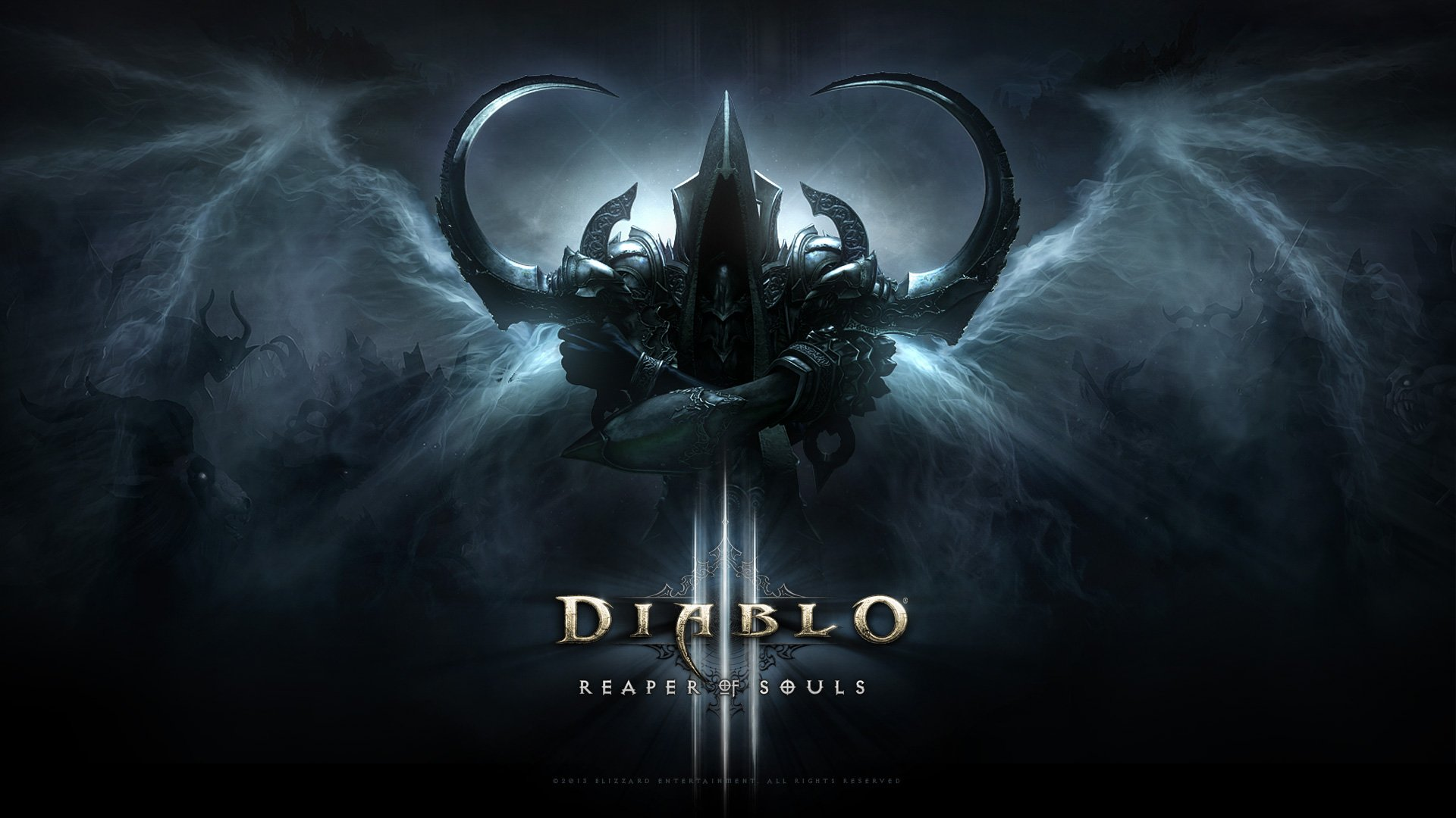 Diablo III: Reaper of Souls Release Date - March 25, 2014