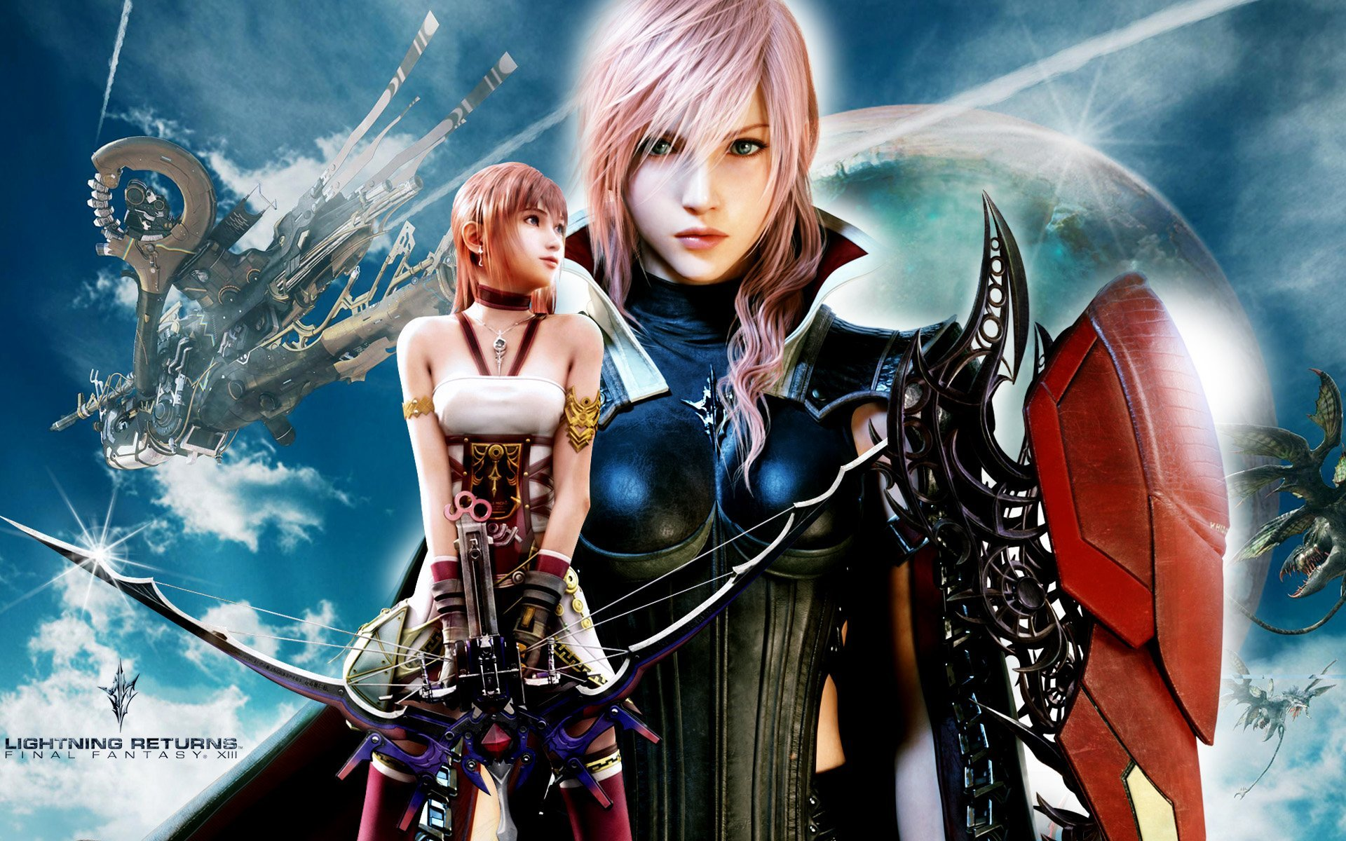 Lightning Returns: Final Fantasy XIII Montage